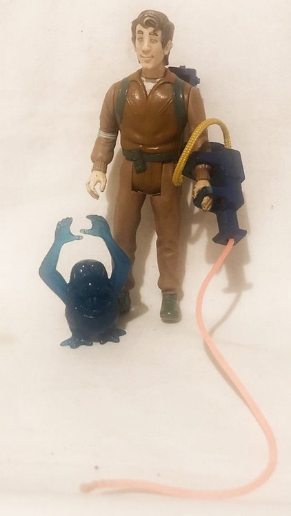 Vintage The Real Ghostbusters Peter Venkman (Grabber Ghost)
