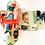 Thumbnail: Micro Machines Tool Box Playset And Vehical Galoob 1988