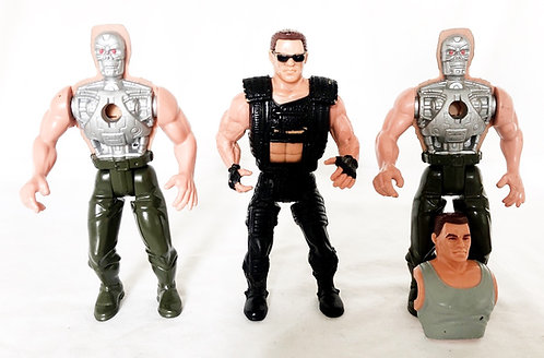 Terminator Figure Set Kenner 1991
