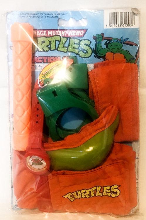 Teenage Mutant Hero Turtles Action Set 1988