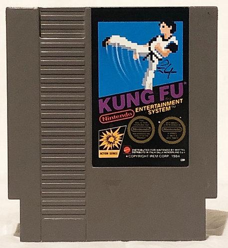 Nintendo NES Kung-Fu U.K. (Pal)