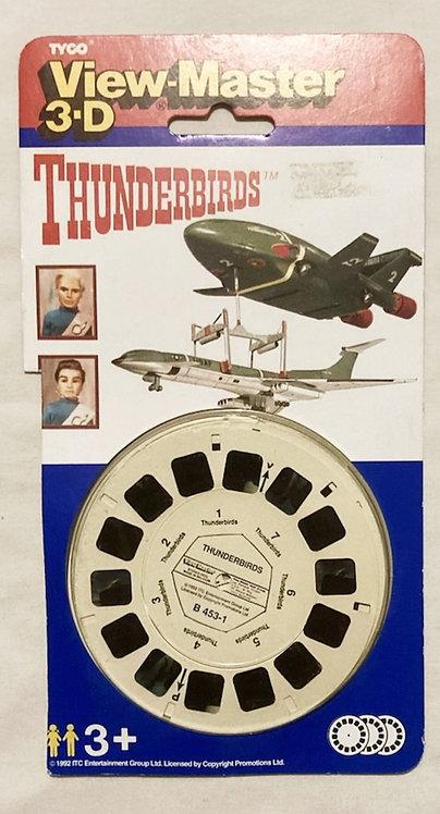View-Master 3-D thunderbirds Reel Set 1992