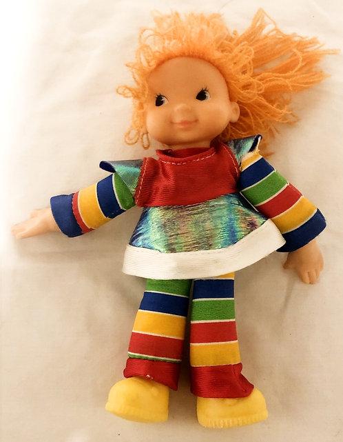 Rainbow Brite 9'' Toy Mattel 1983