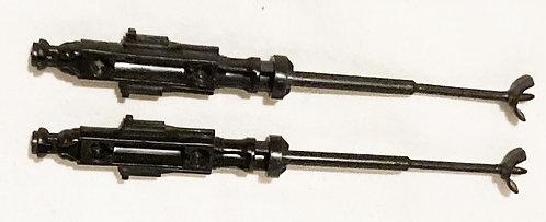 Vintage Star Wars X-Wing Laser Cannon Set  Kenner 1977