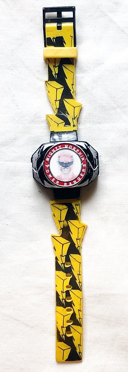 Mighty Morphin Power Rangers Red Ranger Watch Gordy Time 1993