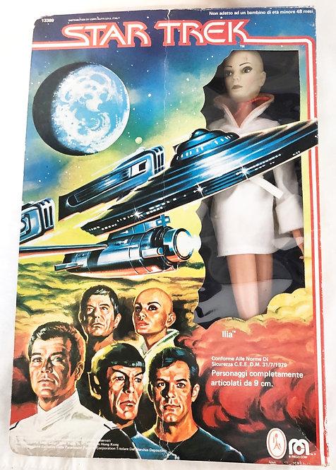 Star Trek Llia 12'' Figure Mego 1979