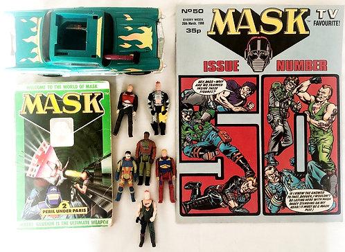M.A.S.K. Set 1986
