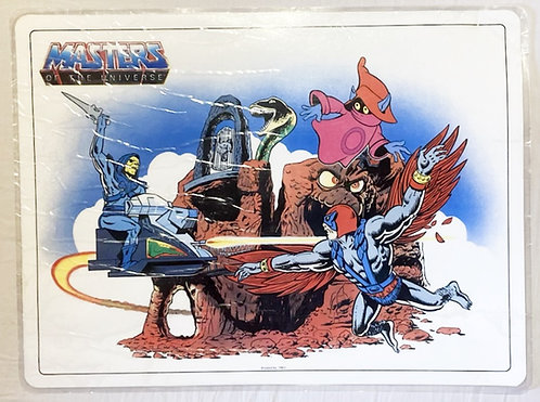 He-Man And The Masters Of The Universe Place Matt Icarus 1983