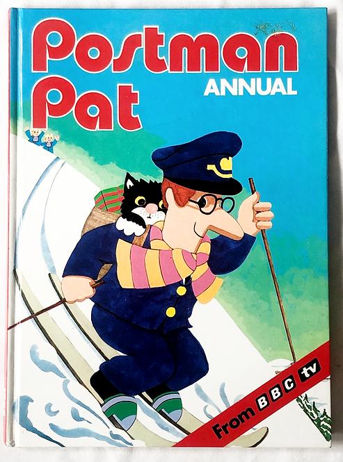 Postman Pat Annual 1984