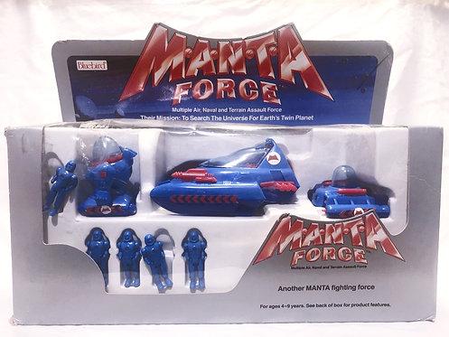 Manta Force Set Blue Bird 1988