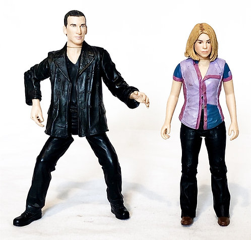Doctor Who Doctor And Rose