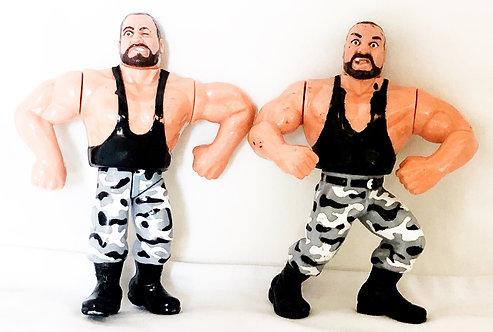 WWF Bush Whacker Set Hasbro 1991