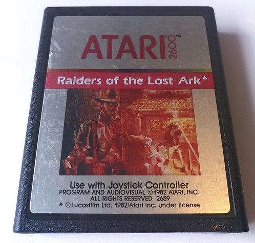 Raiders Of The Lost Ark (Atari 2600 Pal) Cartridge Only