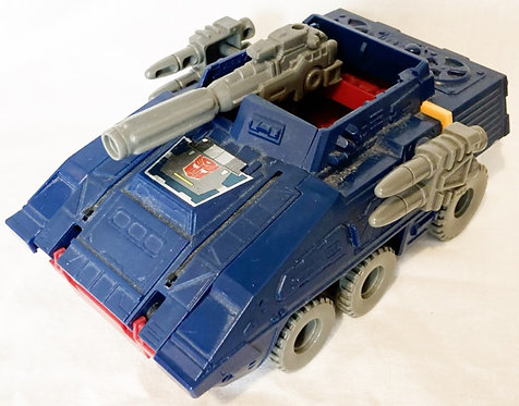 Transformers G1 Micromasters Ground Shaker Hasbro  1989