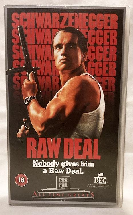 Raw Deal VHS