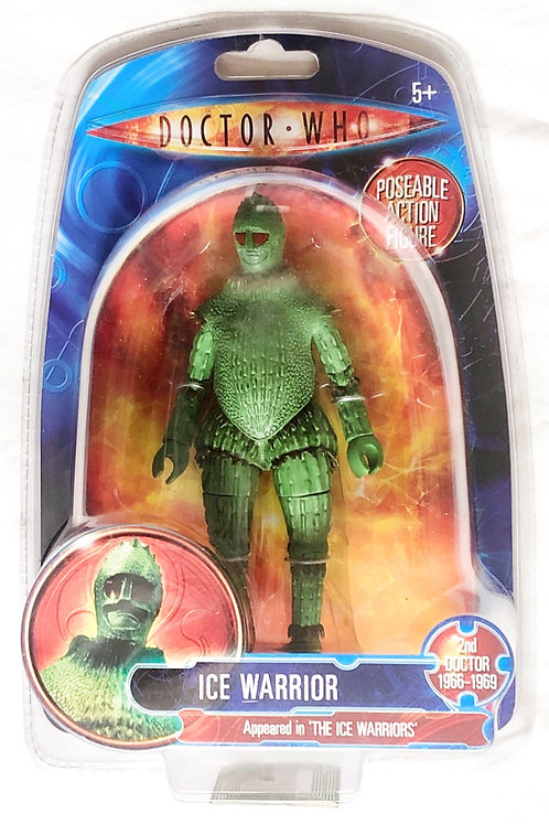 Doctor Who Ice Warrior Figure