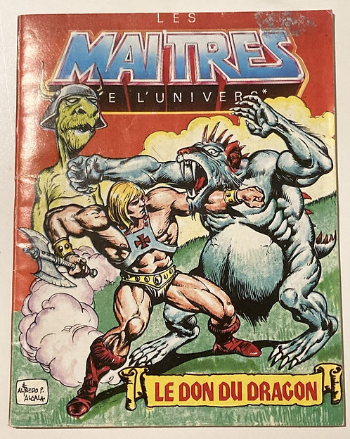 He-Man And The Masters Of The Universe Dragon's Gift