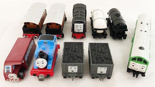 Thomas The Tank Die-cast Set  ERTL/Mattel