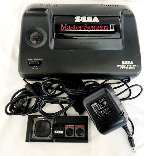 Sega Master System 2 (Alex Kid Built In) U.K. (PAL)