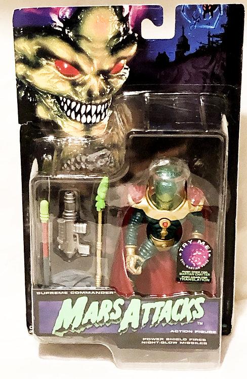 Mars Attacks! Martian Supreme Commander Trendmasters 1994