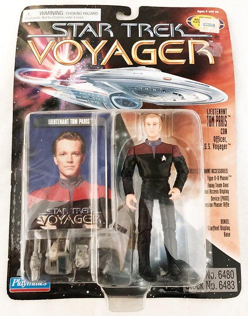 Star Trek Voyager Lieutenant Tom Paris Playmates 1995