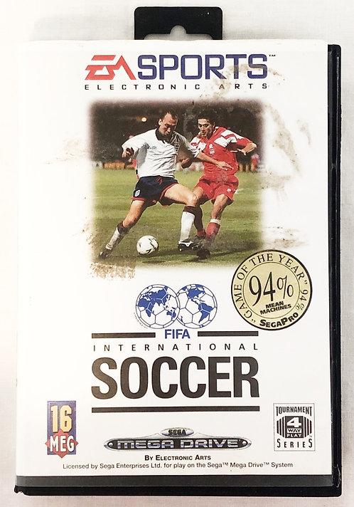 FIFA International Soccer Sega Megadrive U.K. (PAL)