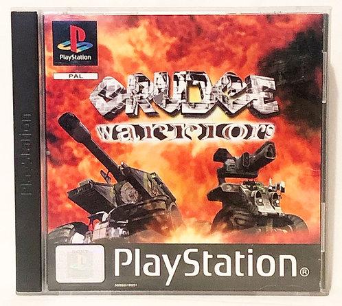 Grudge Warriors Game U.K. (PAL)
