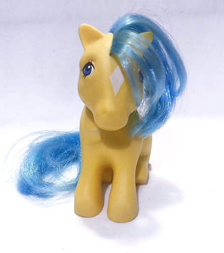 Vintage My Little Pony Bubbles (Hong Kong)