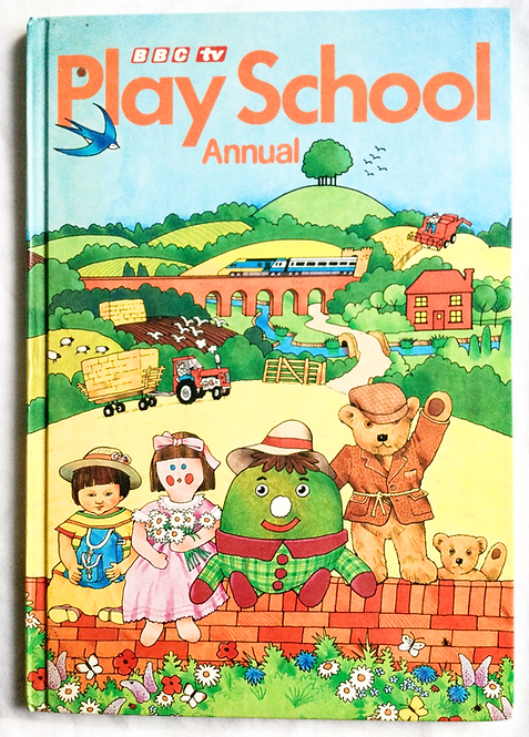 Play School Annual Grandreams 1983