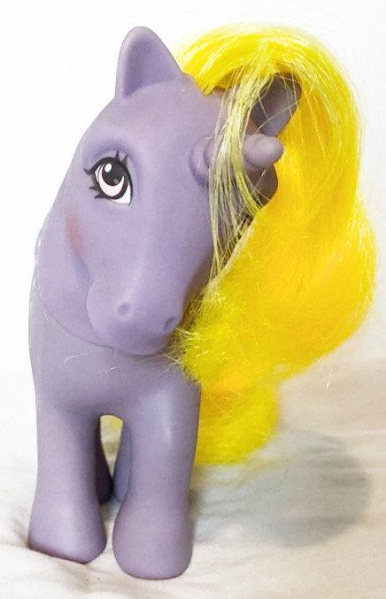 My Little Pony Boysenberry Pie 1984