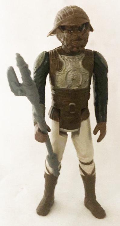 Vintage Star Wars Lando Skiff Kenner 1983