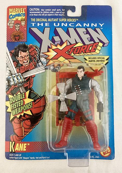 The Uncanny X-Men X-Force Kane Toybiz 1994