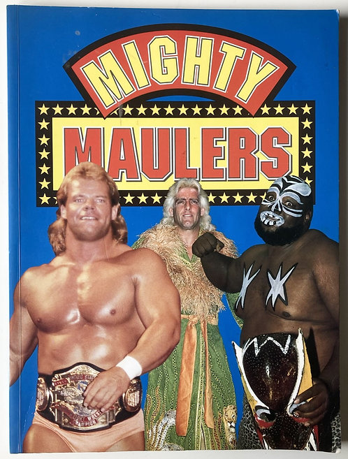 Mighty Maulers Collins Italy 1992