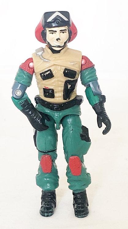 G.I. Joe Lift Ticket V1 Hasbro 1986