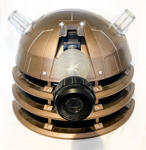 Doctor Who Dalek Lights And Sound Mask (Parts)