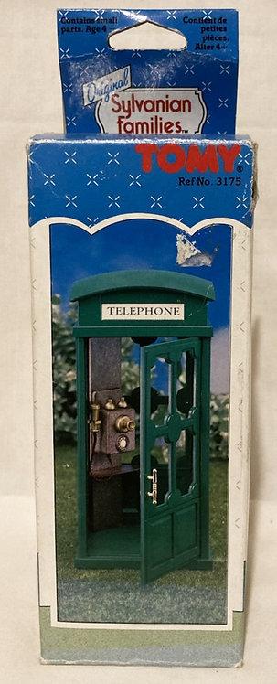 Original Sylvanian Families Telephone Box Tomy