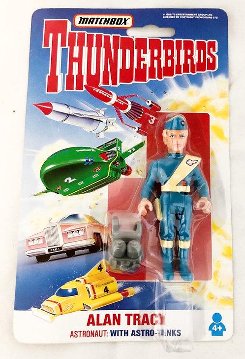 Thunderbirds Alan Tracey Matchbox 1992