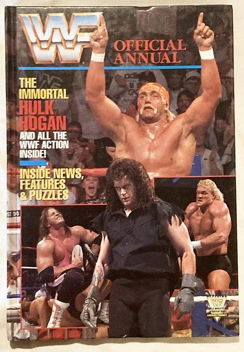 WWF Annual 1992