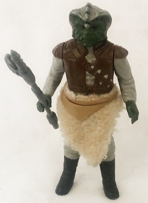 Vintage Star Wars Klaatu (Thick Shirt)  Kenner 1983