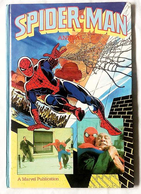 Spider-Man Annual 1982