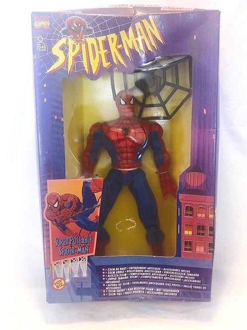 Spider-Man 25cm Tall Super Posable