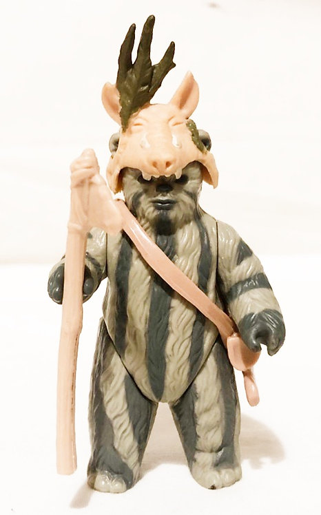 Vintage Star Wars Return Of The Jedi Teebo  Kenner 1983