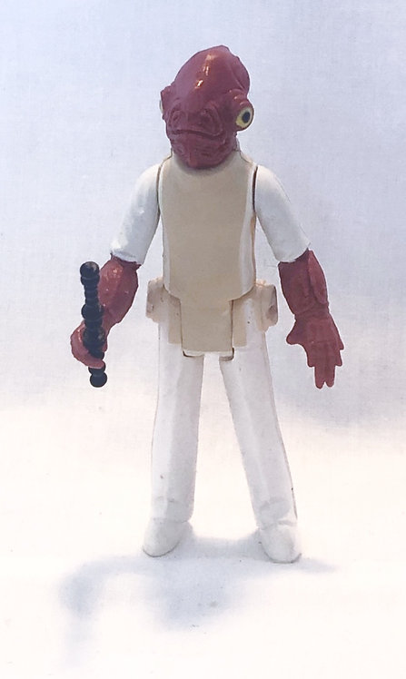 Vintage Star Wars General Ackbar