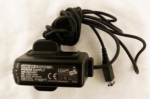 Nintendo Game Boy Advanced Power Supply U.K. (Pal)