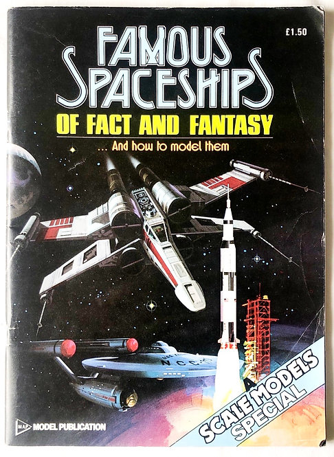 Famous Spaceships Of Fact And Fantasy Model 1979
