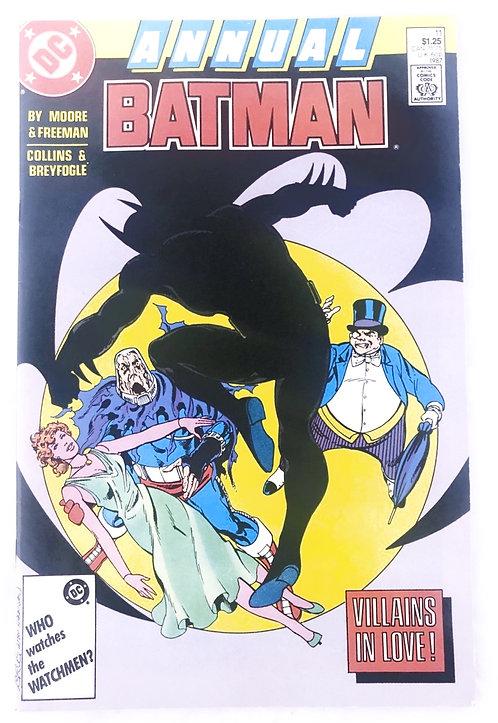Batman Annual 1987