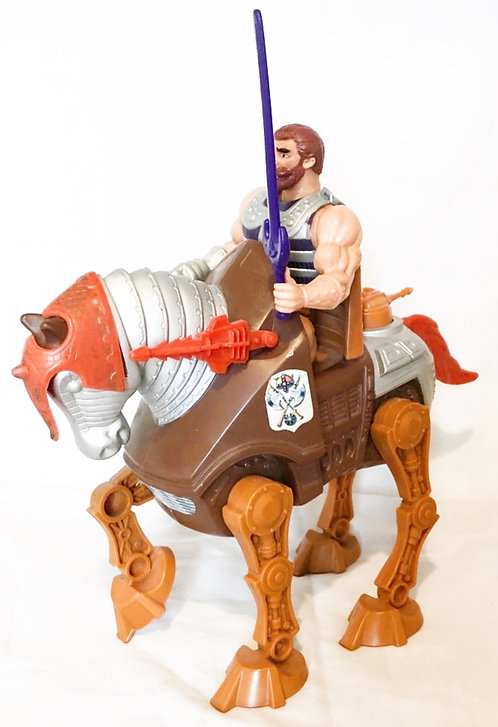 He-Man Masters Of The Universe Fisto And Stridor Set