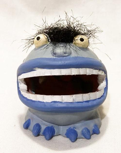 Nickelodeon AAAHH!!! Real Monsters Haluga Mattel 1995