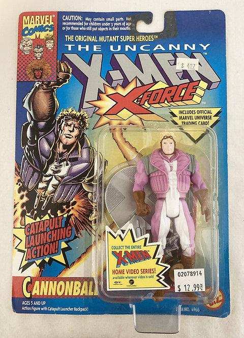 The Uncanny X-Men X-Force Cannonball  Toybiz 1993