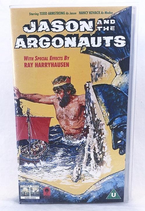 Jason And The Argonauts VHS